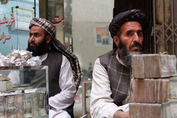 An inside look at the Taliban's bankers